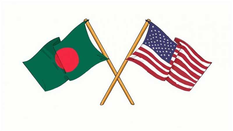 অর্থনৈতিক সম্পর্ক শক্তিশালী করতে সম্মত বাংলাদেশ-যুক্তরাষ্ট্র