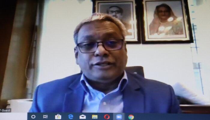 'ব্লু বন্ড নিয়ে কাজ করছে বিএসইসি'