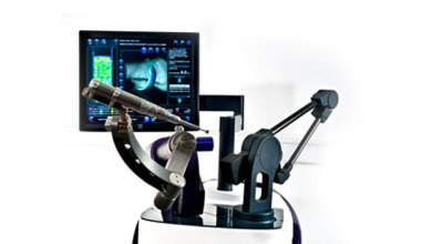 Photo of FDA Clears Sculptor Robotic Guidance Arm For Unicompartmental Knee Replacement Surgery