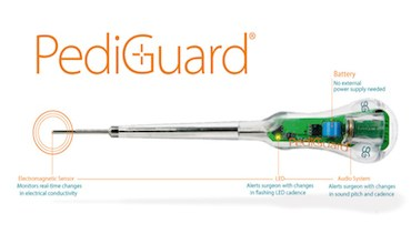 Photo of SpineGuard® introduces Bevel-Cannulated PediGuard®, the newest addition of its Dynamic Surgical Guidance platform