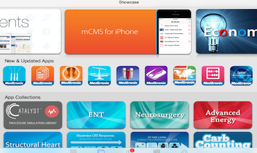 Photo of Apple: Medtronic has developed 175 iPhone and iPad apps for employees to use