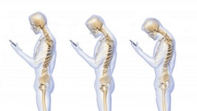 "Photo of Healthier Me: ""Text Neck"" Can Lead to Serious Spine Damage"