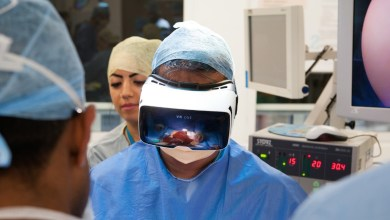 Photo of The first VR surgery will be broadcast this week