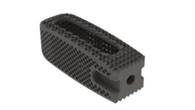 Photo of K2M Expands 3D-Printed MIS CASCADIA™ Lateral Interbody System Featuring Lamellar 3D Titanium Technology™