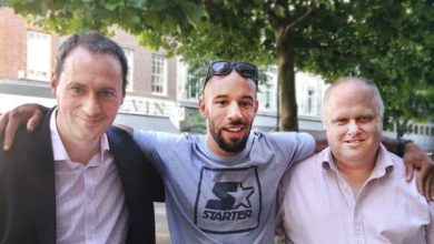 """Photo of Invibio and Carbofix Partnering With UK Olympic Sprinter James Ellington on New """"Passion For Progress"""" Initiative"""