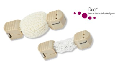 Photo of Two Data Presentations Highlight the Unique Potential of Spineology's Duo™ Implant