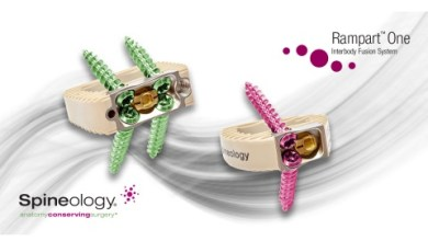 Photo of Spineology Rampart One™ Standard ALIF Interbody Fusion System Gains FDA Clearance for Stand-Alone Use
