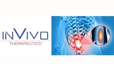 Photo of InVivo Therapeutics Reports 2018 Third Quarter Financial Results and Provides Business Update