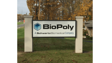 Photo of BioPoly® Granted European Patent for Its Innovative Implant Design