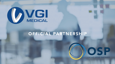 Photo of VGI Medical Engages Ortho Spine Partners (OSP) to lead US Commercialization Efforts