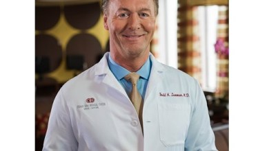 Photo of Chief Artificial Disc Replacement Innovator Dr. Todd Lanman Selected as Los Angeles' Premier Provider of New FDA-Approved Anatomical M6 Cervical Disc Device