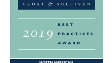 Photo of OSSIO Receives Prestigious Frost & Sullivan New Product Innovation Award for OSSIOfiberTM Intelligent Bone Regeneration Technology