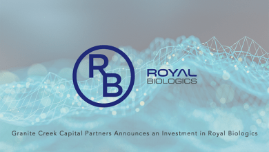 Photo of Granite Creek Capital Partners, L.L.C. Announces an Investment in Royal Biologics