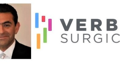 Photo of Verb Surgical Announces Kurt Azarbarzin as President and CEO