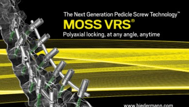 Photo of Biedermann Motech to Introduce MOSS VRS® – The Next Generation Pedicle Screw Technology™ to the US Market