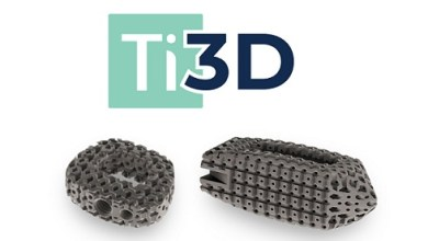 Photo of HT Medical Expands Ti3D Porous Titanium Cervical and Lumbar Portfolio