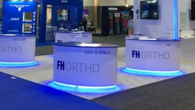 Photo of FH ORTHO Announces Initial Clinical Use of EASYMOVE™ Total Ankle