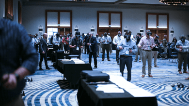 Photo of Precision OS Trains More Than 300 Medical Device Representatives in 30 Minutes Using Virtual Reality