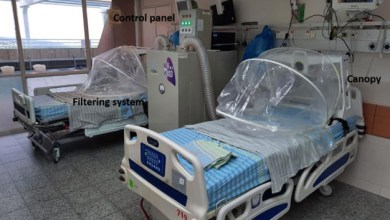 Photo of Cost-effective canopy protects health workers from COVID-19 infection during ventilation