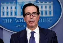 Photo of Mnuchin says employees who reject offer to return to work are ineligible for unemployment benefits