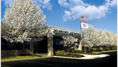 Photo of Globus Medical Reports First Quarter 2020 Results