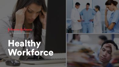 Photo of J&J Healthy Workforce Program: Bringing Purpose and Productivity to Life