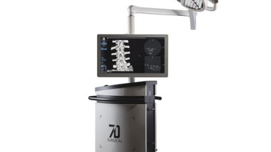 Photo of 7D Surgical Achieves CE Mark Certification for Machine Vision Image Guided Spine Surgery