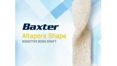 Photo of Baxter Announces U.S. FDA Clearance of Altapore Shape Bioactive Bone Graft for Use in Surgery