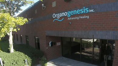 Photo of Organogenesis Holdings Inc. Reports Preliminary Financial Results for Third Quarter 2020