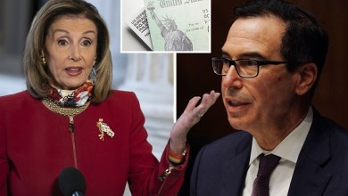Photo of Stimulus Update: Mnuchin To Counter Pelosi's $2.2 Trillion Stimulus Package; Will He Include $1,200 Stimulus Checks And State/City Aid?