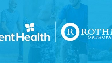 Photo of AdventHealth, Rothman Orthopaedic Institute announce partnership to establish Central Florida care network