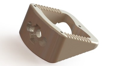 Photo of Nvision Biomedical Technologies: First FDA Clearance for Osteotomy Wedge System Made of PEEK-OPTIMA™ HA Enhanced