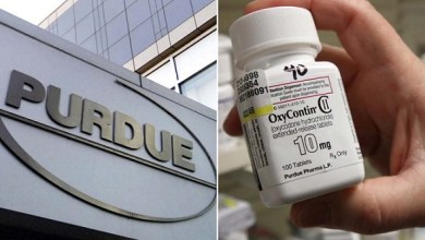 Photo of OxyContin maker to plead to 3 criminal charges