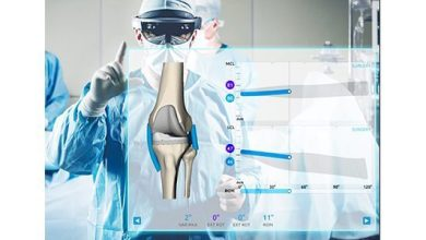 Photo of Seeing is Believing: Hospital for Special Surgery First in U.S. to Use Augmented Reality Platform for Knee Replacement