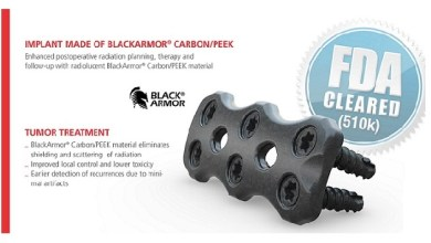 Photo of icotec ag Announces the Market Launch of its BlackArmor® Anterior Cervical Plate in the United States