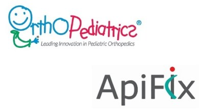 Photo of OrthoPediatrics and ApiFix are committed to helping patients with adolescent idiopathic scoliosis and their families make informed decisions about treatment options