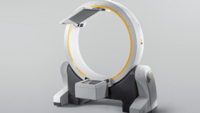 Photo of Brainlab Loop-X Mobile Imaging Robot and Cirq Robotic Alignment Module for Spine Both Receive FDA clearance