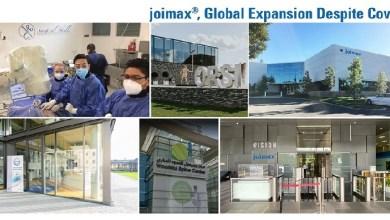 Photo of joimax® Celebrates 20th Anniversary, Expands Education Program