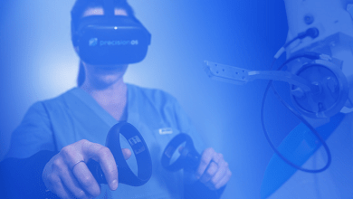 Photo of PrecisionOS Launches FIRST Fully Interactive Robotics Platform in VR
