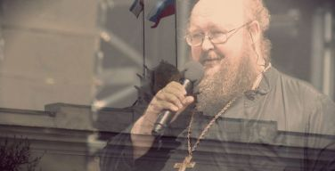 Игумен Сергий (Рыбко): «Если я увижу у человека духовную силу, чтобы поехать защищать святыни Украины от раскольников, я дам свое благословение»