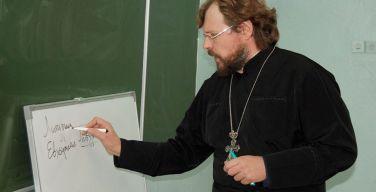 Интервью с членом Общественной Палаты РФ протоиереем Александром Пелиным