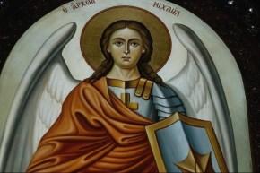 Протоиерей Григорий Дьяченко: Хранение и служение святых ангелов спасению человеческому, по жизнеописаниям святых