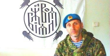 Интервью с православным ополченцем «Зорро» из спецназа ГРУ ДНР