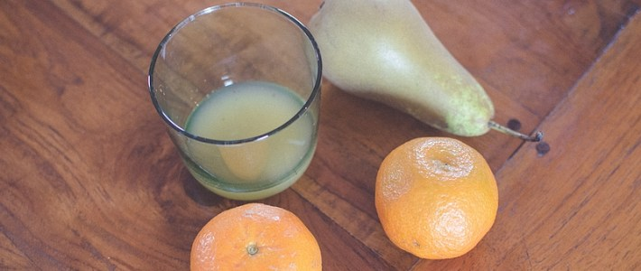 Puur eten: Tropical winter mocktail