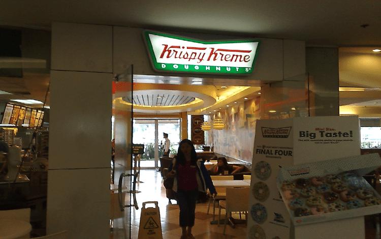 Krispy Kreme SM Megamall Ortigas Online
