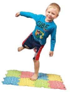 Коврик массажный Ортопедический для детей Fosta Арт. F 0810