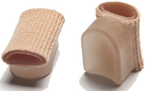 Межпальцевый разделитель с тканевым кольцом на палец Арт. 171