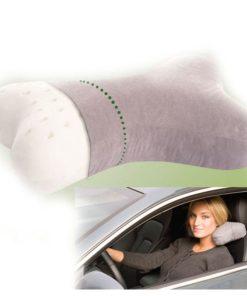 Ортопедическая подушка для путешествий из латекса Арт. ТОП-210