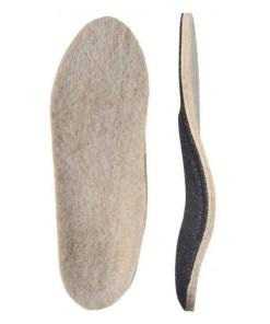 Детские ортопедические стельки с покрытием из натуральной шерсти «ЗИМА детские» Арт. 51Т