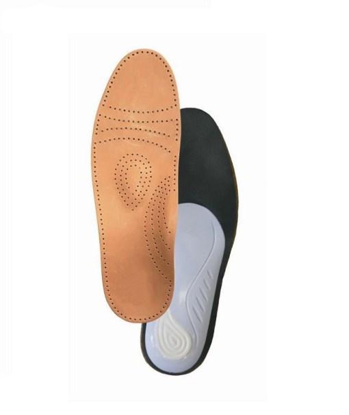Стельки Ортопедические для закрытой обуви с пяточным амортизатором Арт. СТ-104